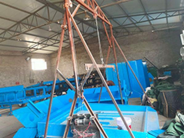 生产精选机提升机