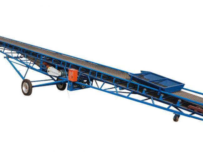 粮食移动式输送机